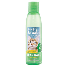 TropiClean - Fresh Breath - Dental Health Solution (Water Additive For Cats)