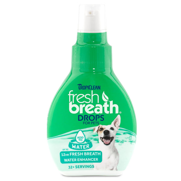 TropiClean - Fresh Breath - Drops For Dogs
