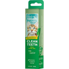 TropiClean - Fresh Breath - Oral Care Gel (For Cats)