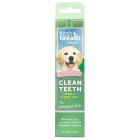 TropiClean - Fresh Breath - Oral Care Gel (For Puppies)