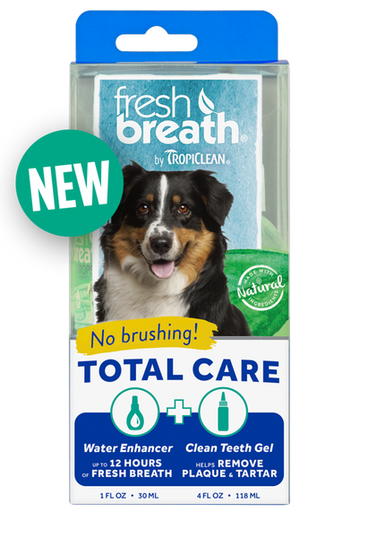 TropiClean - Fresh Breath - Total Care Kit (For Dogs)