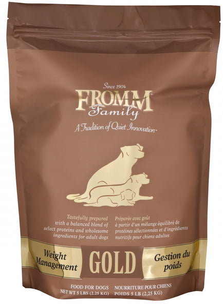 Fromm - Weight Management Gold (Dry Dog Food) - ARMOR THE POOCH