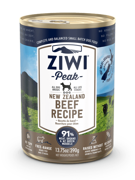 ZiwiPeak - Wet Beef Recipe for Dogs - ARMOR THE POOCH