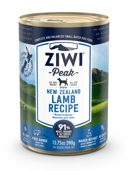 ZiwiPeak - Wet Lamb Recipe for Dogs - ARMOR THE POOCH