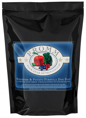Fromm - Whitefish & Potato Formula (Dry Dog Food)