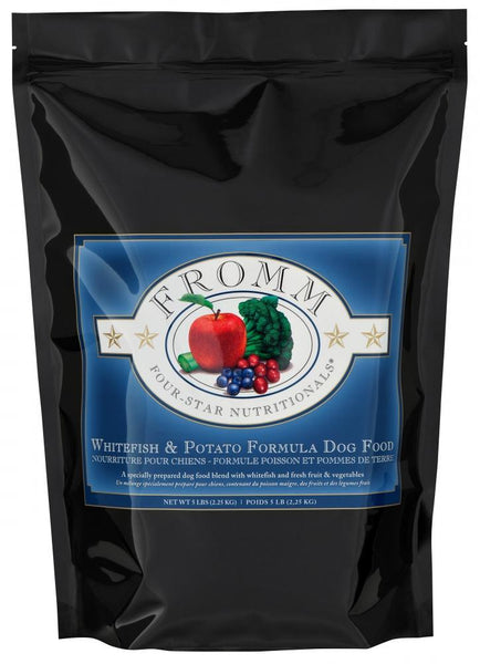 Fromm - Whitefish & Potato Formula (Dry Dog Food) - ARMOR THE POOCH