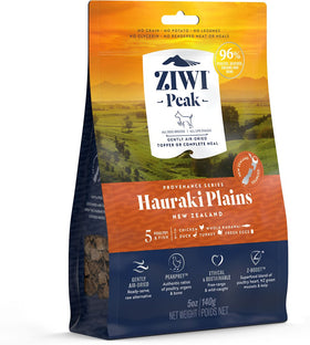 ZiwiPeak - Air-Dried Hauraki Plains Recipe for Dogs