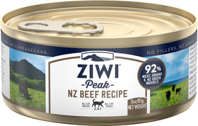 ZiwiPeak - Wet Beef Recipe for Cats