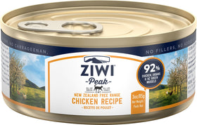 ZiwiPeak - Wet Chicken Recipe (Cat Food)