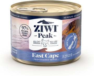 ZiwiPeak - Wet East Cape Recipe for Cats