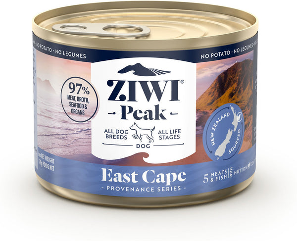 ZiwiPeak - Wet East Cape Recipe for Dogs - Dog Food