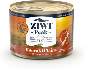 ZiwiPeak - Wet Hauraki Plains Recipe for Cats