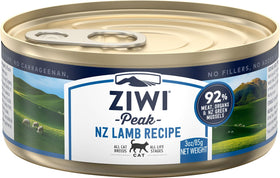 ZiwiPeak - Wet Lamb Recipe for Cats