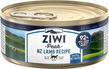 Ziwi Peak - Wet Lamb Recipe for Cats