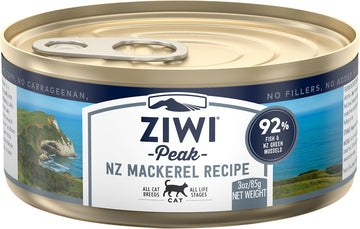 Ziwi Peak - Wet Mackerel Recipe for Cats