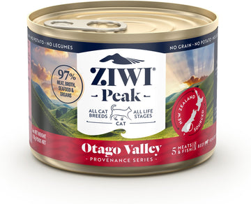 ZiwiPeak - Wet Otago Valley Recipe for Cats