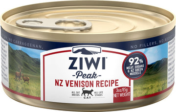 Ziwi Peak - Wet Venison Recipe for Cats