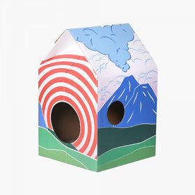 pidan - Cat Scratcher House