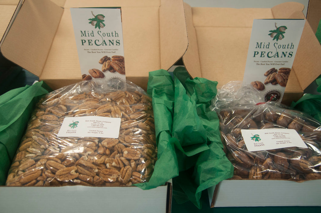 Gift Boxes Shelled Pecans