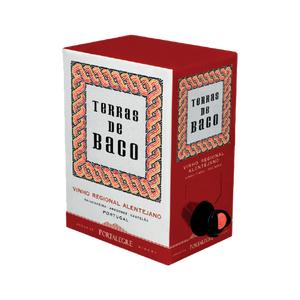 Terras de Baco Tinto 2017 Bag In Box (5L)