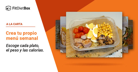 FitDietBox A la Carta