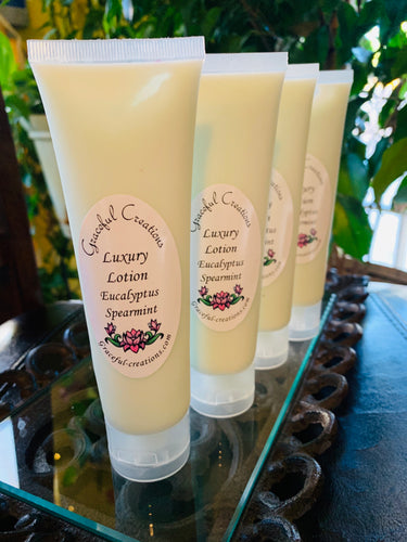 Eucalyptus Spearmint Luxury Lotion