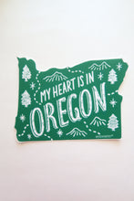 Load image into Gallery viewer, Oregon Sticker