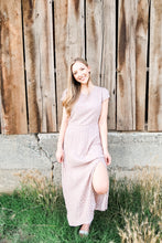 Load image into Gallery viewer, Never Forget You Neutral Maxi Dress