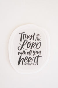 Trust in the Lord Sticker