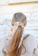 Load image into Gallery viewer, Vintage Vibes Hair Scarf & Scrunchie