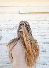 Load image into Gallery viewer, Modern Mocha Hair Scarf & Scrunchie