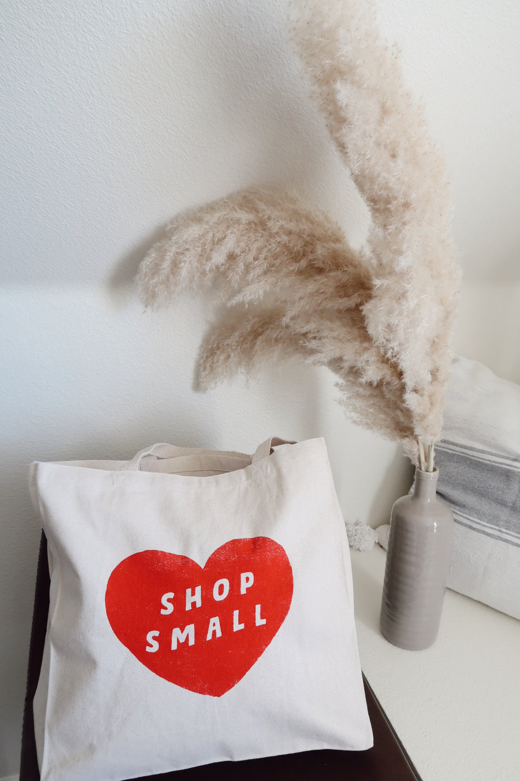 Shop Small Tote Bag