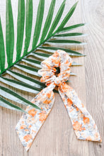 Load image into Gallery viewer, Sweet Clementine Hair Scarf & Scrunchie