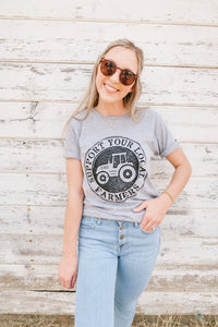 Support Your Local Farmers Tee
