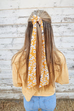 Load image into Gallery viewer, Hello Sunshine Hair Scarf & Scrunchie