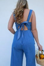 Load image into Gallery viewer, Oh Darlin' Denim Jumpsuit