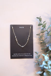 Path Necklace