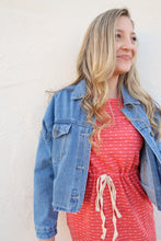 Load image into Gallery viewer, Soul Sister Denim Jacket