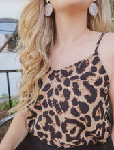 Load image into Gallery viewer, Spice it Up Leopard Print Tank