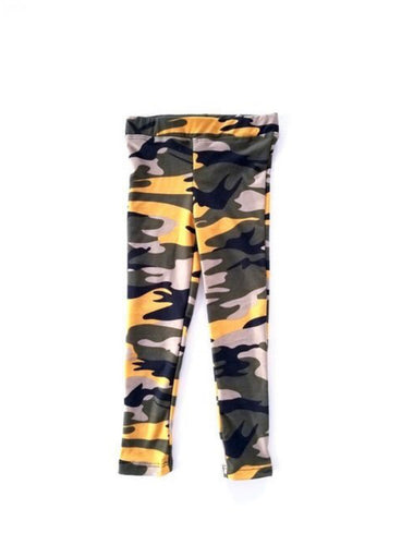 Camo Leggings (Toddler)