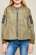 Load image into Gallery viewer, Revamped flight jacket