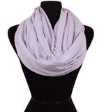 Solid Colored Infinity Scarf
