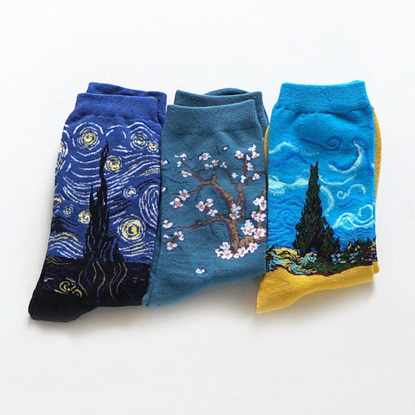 Pack Calcetines Vincent van Gogh