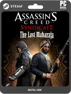 Assassin's Creed: Syndicate - The Last Maharaja with Expansion Pack Only Standard Edition PC