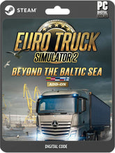 Euro Truck Simulator 2 -Beyond the Baltic Sea