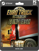 Euro Truck Simulator 2 - Going East! map
