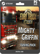 Euro Truck Simulator 2 - Mighty Griffin Tuning Pack- Acessories