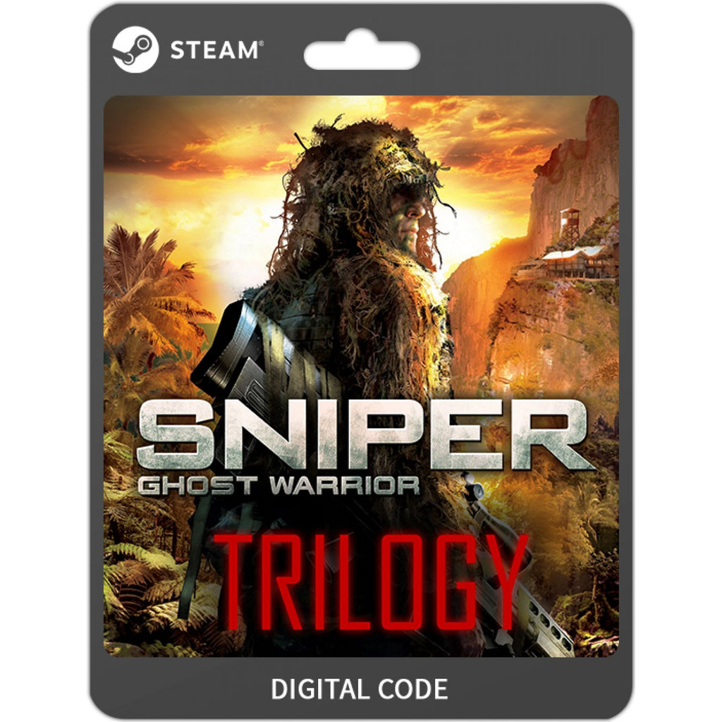 Sniper: Ghost Warrior Trilogy