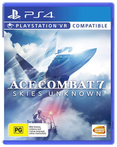 Ace Combat 7 : Skies Unknown PS4