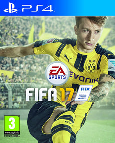 FIFA 17 - Standard Edition PS4